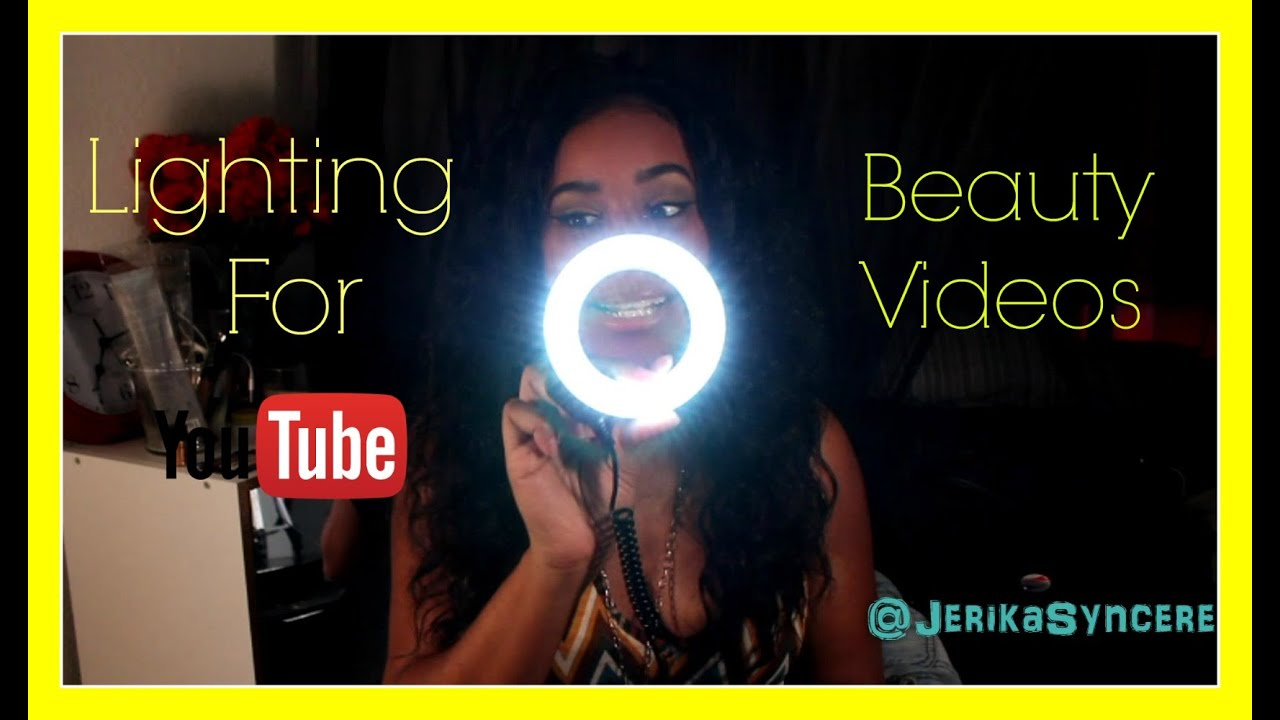 best inexpensive lighting for youtube beauty videos ♥  youtube - best inexpensive lighting for youtube beauty videos ♥