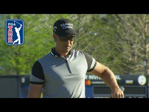 Henrik Stenson's highlights | Round 1 | Arnold Palmer