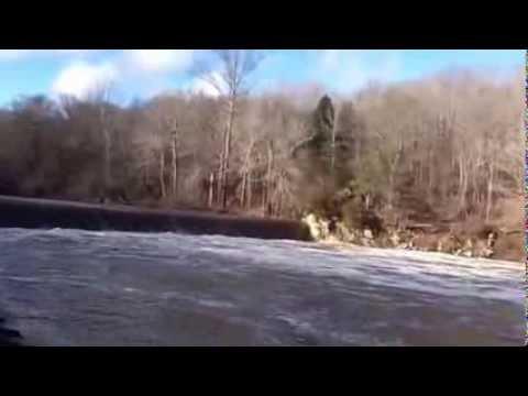 Meherrin River high water