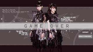 BABYMETAL - ↑ ↓ ← → BBAB 「GAME OVER」 【visualizer】