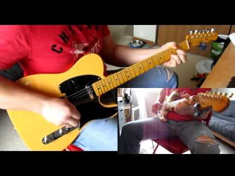 John Cougar Mellencamp - Hurts So Good (Guitar Cover)