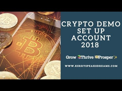 Demo trading account crypto