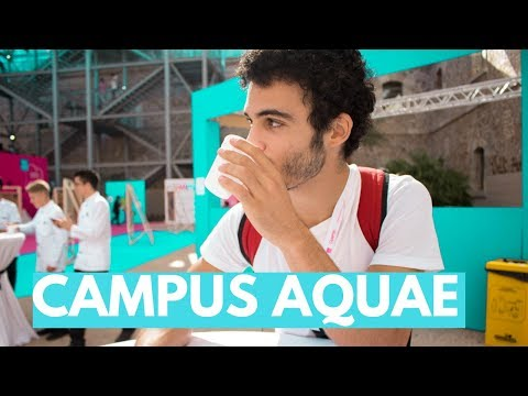 Campus Aquae Cartagena 2017: Emprendedores, Ideas y Creatividad