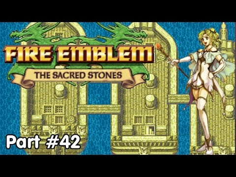 Slim Plays Fire Emblem: Sacred Stones - #42. Going Ashore