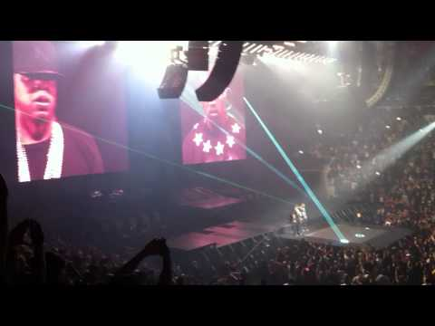Kanye West and Jay-Z - Ni**as In Paris encore
