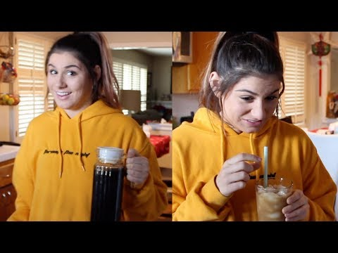 TRYING COFFEE FOR THE FIRST TIME