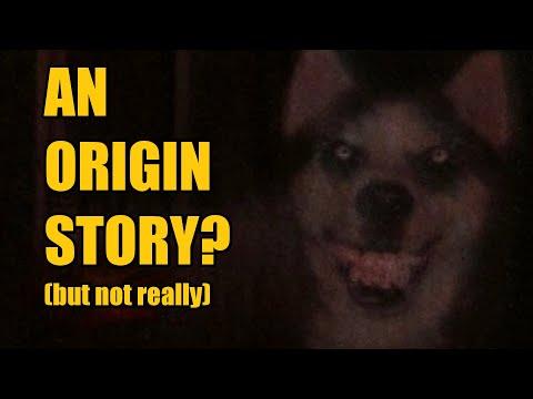 An Interesting Smile Dog ORIGIN Story