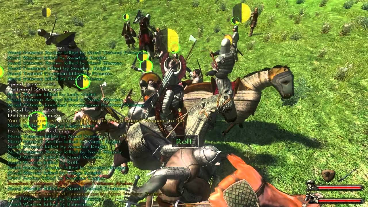 mount and blade warband how to become marshal