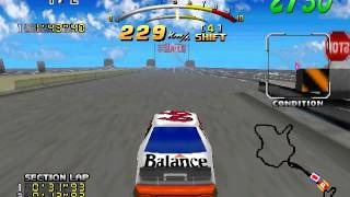 PC Longplay [530] Daytona USA Deluxe