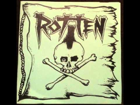 Rotten - No security (chaos UK)
