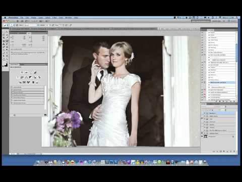 MCP Fusion Photoshop Actions Set
