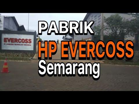 Pabrik EVERCOSS Semarang - Travel News