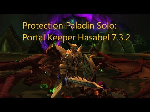 Solo Portal Keeper Hasabel 7.3.2 [WORLD FIRST!]
