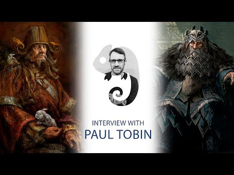 From a small town to Weta Workshop with Paul Tobin