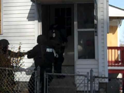 SWAT Team on Marlboro Street 2