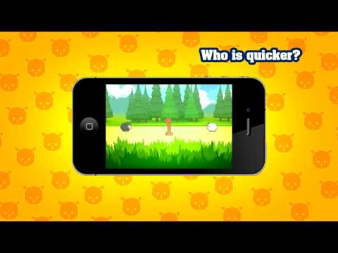 Bump Sheep - Game Trailer for iOS and Android