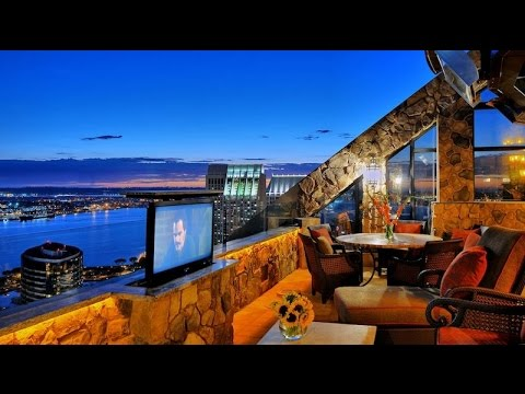 Fabulous Extravagant Luxury Penthouse in San Diego, California, USA