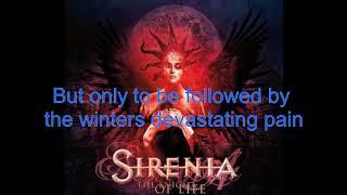 Sirenia - A Seaside Serenade (Lyrics Video)