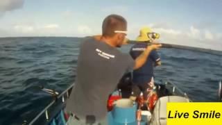 Лучшая нарезка приколов на рыбалке !!!Ты не поверишь!!!2017
