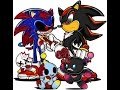Recoloring Shadow And Sonic To Sonic Exe And Shadow Exe mp3