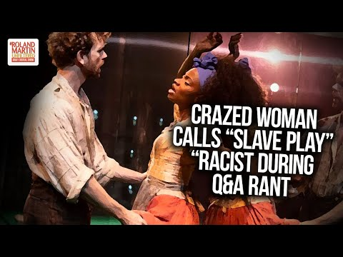 Crazed Woman Calls Jeremy O. Harris'