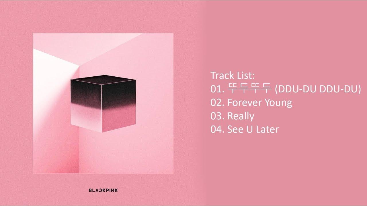 Full Album Blackpink Square Up Mini Album Youtube