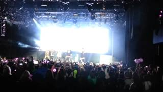 [TEEN TOP HIGH KICK WORLD TOUR NY] Member Introduction-Be Ma Girl-No More Perfume on You