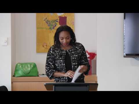 "2017 OPUTA Lecture ""The Road to Sustainable Change""   Dr. Jumoke Oduwole (Jan 27, 2017)"