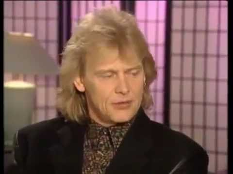 John Farnham on Fast Forward (1990)