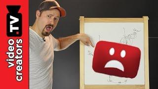My Biggest Mistake on Video Creators: Poor Sub/View Ratio