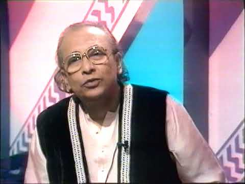 Pt. Nikhil Banerjee BBC 1984 Nat Bhairav, and Interview