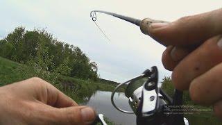 Вот это я удачно Порыбачил!!!Рыбалка весной на малой реке