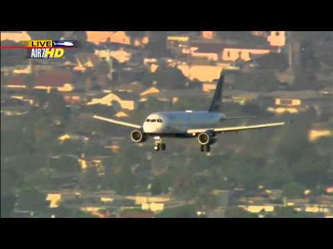 LAX preparing for JetBlue Flight 292 Emergency Landing
