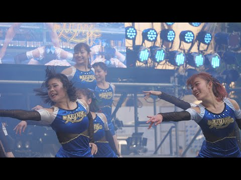Cheerleading チア 早稲田大学チアダンスサークルMYNX Icona Pop We Got the World