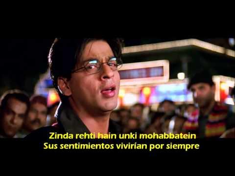 Zinda Rehti Hain Sub Español E Hindi HD