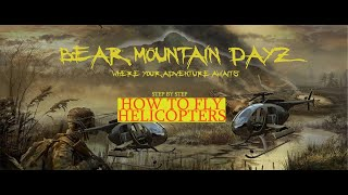 How to fly helicopters in Dayz 1.12 (Beginner Guide)