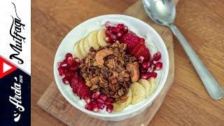 Sporcu Granolası - Arda'nın Mutfağı