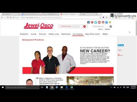 Online Job Application