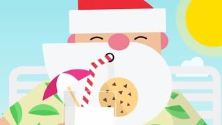 Google's Interactive Santa Tracker is Here