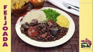 Feijoada Rápida (c/ Legenda) - Cozinha Prática - Receitas Fáceis E Simples