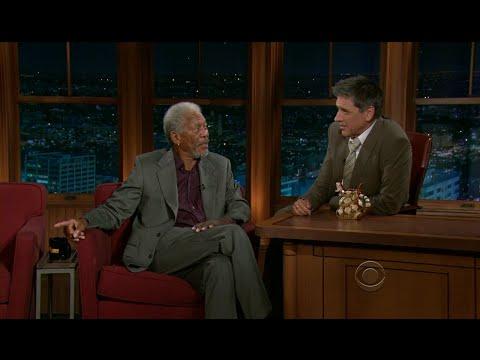 Late Late Show with Craig Ferguson 6/9/2011 Morgan Freeman, Carson Kressley