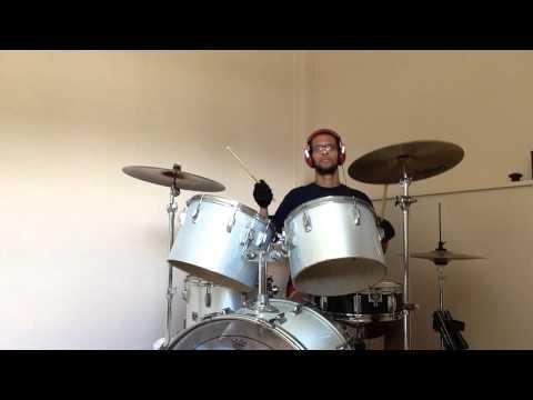 Deitrick Haddon Feat. Donnie McClurkin - Stand Still (Drum Cover)