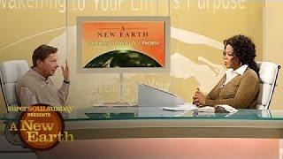 How Eckhart Tolle Helped Oprah Awaken to Nature's Beauty | A New Earth | Oprah Winfrey Network