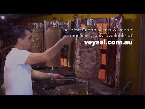 Kebab Slicer, Kebab Machinery, Kebab Shop Equipment In Sydney, Australia