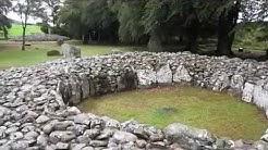 Die Megalithanlagen Clava Cairns - Balnuaran of Clava bei Inverness, Schottland