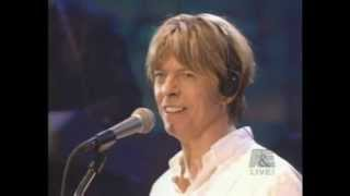 David Bowie - ASHES TO ASHES - Live By Request 2002 - HQ