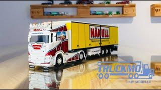 Tallaksen Hakull Scania NGS R Serie Planenauflieger 74853 Tekno