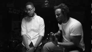 "Oddisee ""You Know Who You Are"" ft. Olivier Daysoul (Acoustic Version)"