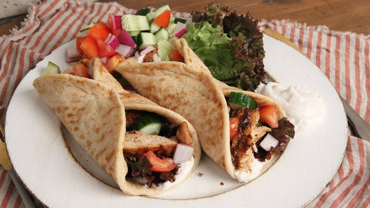 how to prepare chicken shawarma