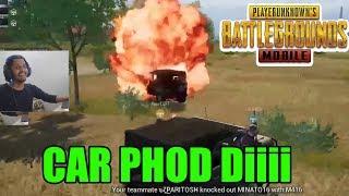 CAR PHOD DIYA RE | GTA IN PUBG | FULL RUSH GAMEPLAY | PUBG MOBILE